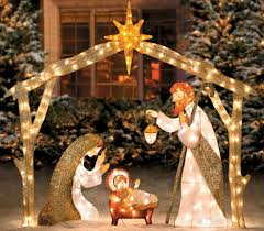 we ve put together a few of our favorite nativity christmas decorations to help you build a christmas nativity scene that you and your family can love year