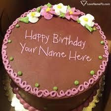 Birthday Cake Generator Online Abc Birthday Cakes