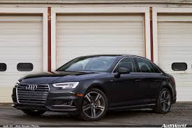 audi a4 2018 model. plain model full model line improvements for 2018 model year vehicles builds on 76  straight months of record  throughout audi a4 5