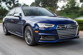 2018 Audi S4 First Test: So Quick! But… - Motor Trend