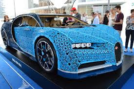 The latest of these models being a 3599 piece, 1:8 scale model of the iconic bugatti chiron. Life Sized Lego Technic Bugatti Chiron To Go On A European Tour