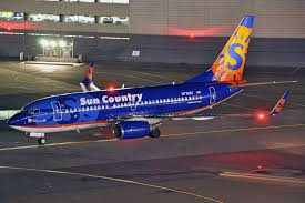 Southwest Airlines Boeing 737 700 Seating Chart Sun Country Airlines Fleet Boeing 737 700 Details And