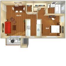 Foxchase Apartments Alexandria VA Floor Plans Fascinating 1 Bedroom Apartments In Alexandria Va