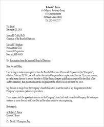 Sample Resignation Letter From Board Member Pin By Juli Sharma On Descriptive Resignation Letter