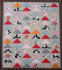 The Modern Flying Geese Quilt Pattern PDF file Immediate & The Modern Flying Geese Quilt Pattern (PDF file) - Immediate Download Adamdwight.com