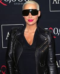 Amber Rose channels punk and feminist icons for stunning new shoot.