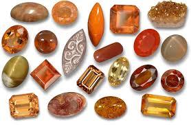 Oval Color Stone Size Chart Orange Gemstones List Of Orange Gems Sorted By Type Gemselect