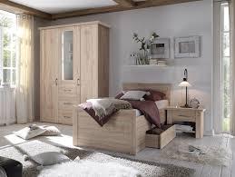 Lüttich Komplett Schlafzimmer Material Mdf Eiche Sanremofarbig