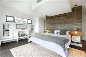 wood tile bedroom wall grey