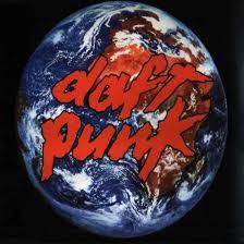 Carátula Frontal de Daft Punk - Around The World (Cd Single) - Portada