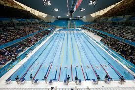 olympic swimming pool background. Olympic Swimming Pool Background L