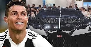 2010 bugatti veyron grand sport. Cristiano Ronaldo Vasarolta Meg A Vilag Legdragabb Autojat A Bugatti La Voiture Noire Limitalt Darabot 5 2 Milliar Forintos Aron Alapjarat