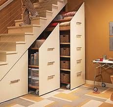 8 DIY Extra Storage Under Stairs Ideas You Will Love