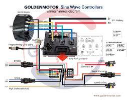 s vector controller wiring diagram
