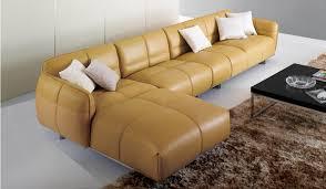Bacchus Leather Modular Sofa - Delux Deco