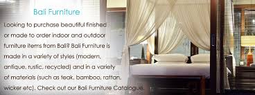 Shopping for Bali furniture Find why we are the no1 online shopping store  for furniture from Bali Shopping for Bali Furniture Look no further