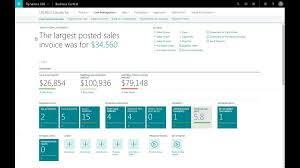 Sales Invoice How To Create Sales Invoice And Payment From A Customer In Dynamics 365 Business Central
