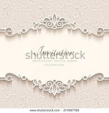 vintage vector background with paper border decoration, divider Wedding Card Frame Border Vector vintage vector background with paper border decoration, divider, header, ornamental frame template, Black Vector Border Frame