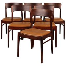 danish modern dining room chairs. Set Of 6 Rosewood Danish Modern Dining Chairs | 1stdibs.com Room