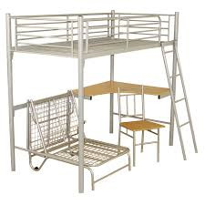 metal bunk bed with desk. Friend\u0027s Email Address * Metal Bunk Bed With Desk