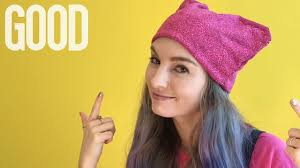 How to Make a Pussy Hat for the March on Washington YouTube