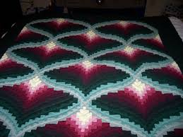 89 best Amish quilts images on Pinterest | Quilting ideas ... & Amish lap robe/wall hanging