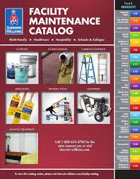 Sherwin Williams Facility Maintenance Catalog By Sherwin