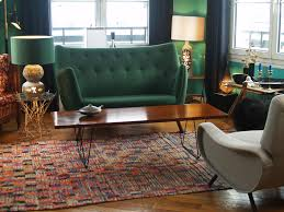cm 191 coffee table by pierre paulin for thonet 1950s for at pamono