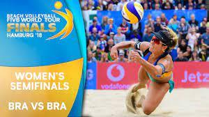 Women's Semifinal: BRA vs. BRA