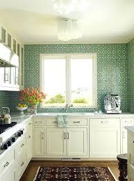 green tile backsplash kitchen white kitchen with green mosaic tile green glass subway tile kitchen backsplash