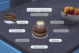 Sim Dont Age Anymore Crinricts Sims 4 Help Blog