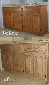 Painted Glazed Kitchen Cabinets Cabinet Glaze Painted Kitchen Cabinet