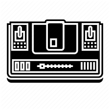 Console, evolution, game, magnavox, odyssey icon