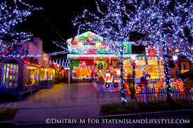 holiday light displays in staten island