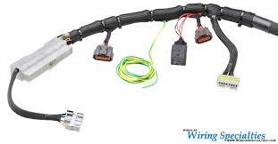 wiring specialties s13 sr20det 240sx s13 wiring harness irace s13 sr20det wiring diagram at Sr20det Wiring Harness Install