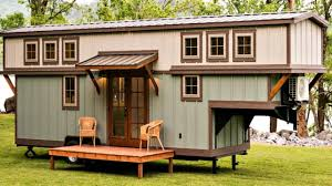 Small House On Wheels Stunning Well Crafted Gooseneck Tiny House On Wheels Retreat Cabin