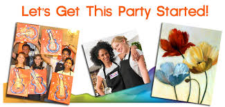 how to book a paint party