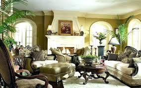 Tuscan Inspired Living Room Unique Decorating Ideas
