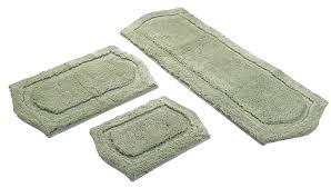 memory foam bath rug superb com chesapeake merchandising 3 piece paradise