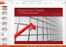 Powerpoint Chart Animation Animated Graph Template For Powerpoint