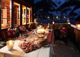Swiss Chalet Decor Terrace Decor Chalet Bear Klosters Switzerland Chalet Cortina