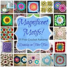 Crochet Motifs Free Patterns