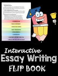 interactive essay writing flipbook flip books paragraph and  interactive essay writing flipbook