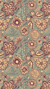 Tap Image For More IPhone Pattern Wallpaper! Vintage Pattern   @mobile9 |  Wallpapers For