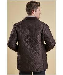 Men's Barbour Bardon Quilted Jacket & Men's Barbour Bardon Quilted Jacket - Dark Brown Adamdwight.com