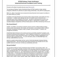 Sample Etl Testing Resume Resume For Study