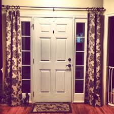 curtains for front doorCurtains For Front Door Window  Home Design