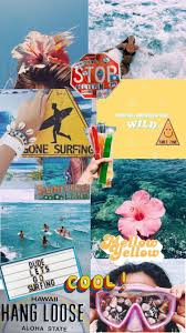 52+] Collage For Summer Wallpapers on ...