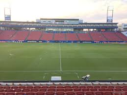 Toyota Stadium Football Seating Chart Toyota Stadium Section 127 Fc Dallas Rateyourseats Com