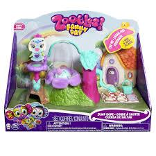 Sega Toys Spin Master Zoobles  EBayZoobles Treehouse Playset